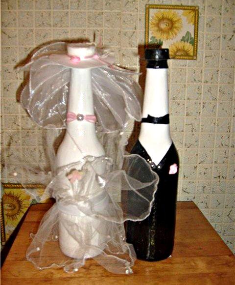 Пирамиды из шампанского своими руками