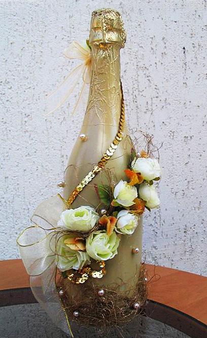 Оформление свадебных бокалов своими руками фото фото 201