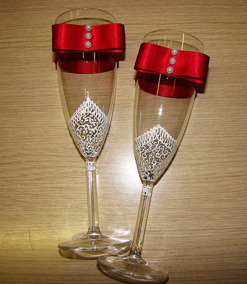 Подарок шампанское на свадьбу своими руками идеи 13
