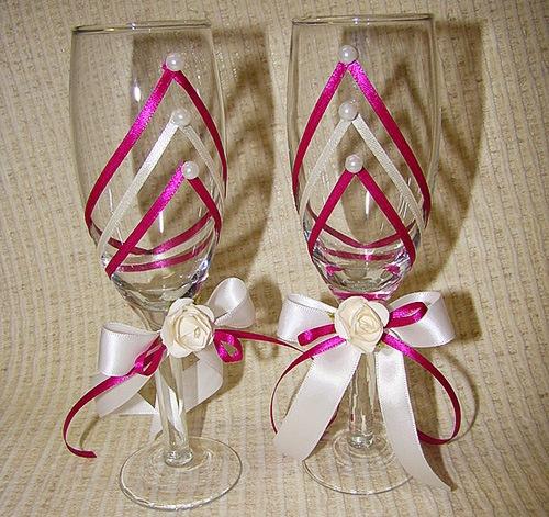 Подарок шампанское на свадьбу своими руками идеи 79