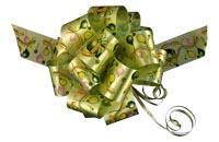 Бант - коронный прием подарочной упаковки.