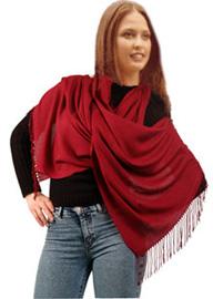 Тут будут просто фото.  Как носить длинный шарф (палантин, столу).