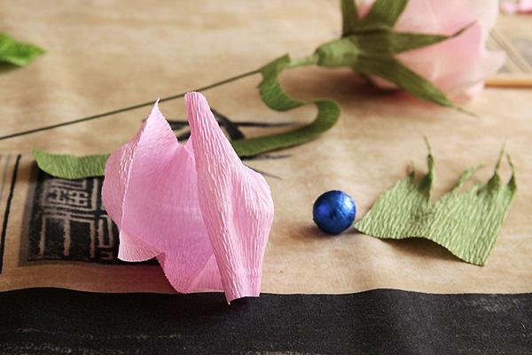 Как тканью украсить цветочный горшок