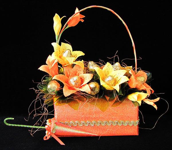 Фото букетов из цветов своими руками