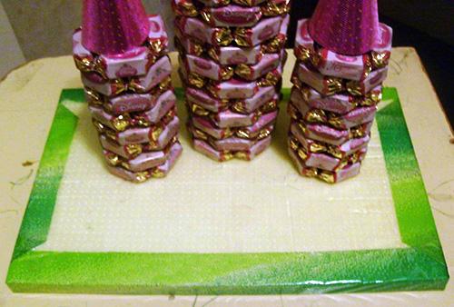 Конфеты на шпажках своими руками фото 231