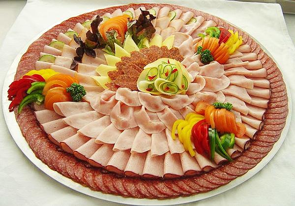мясной салат рецепты с фото пошаговый рецепт