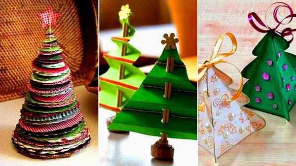 Как делать новогодние игрушки своими руками не из бумаги