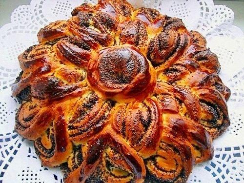 пошаговые рецепты с фото пирогов и рулетов