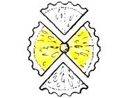 Как сделать розочку из лимона фото 66