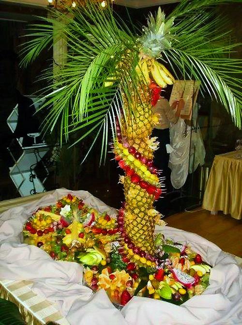 фруктовая пальма.