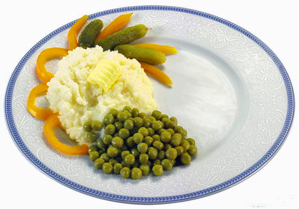 Сложные гарниры из овощей
