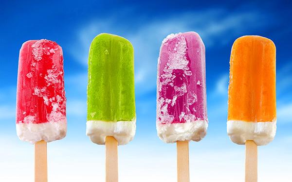 Как сделать замороженный лед мороженое