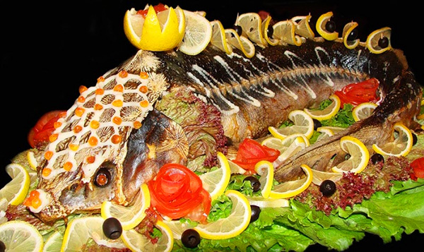 Маленький столик за углом - Том IV - Страница 4 Idea-salad-fish-a