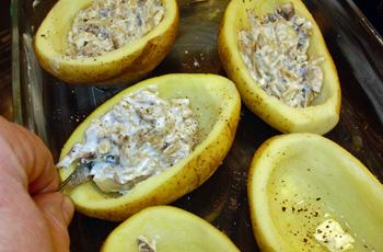 Что приготовить из мятой картошки