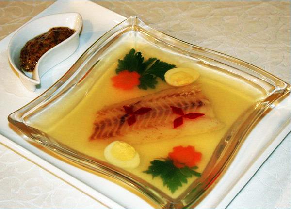 заливное из красной рыбы рецепт.