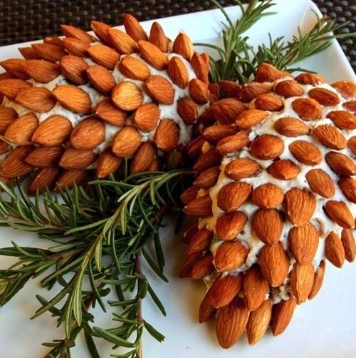 """Для приготовления новогоднего салата  """"Сосновые шишки """" п."""
