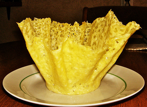 Тарелки из сыра рецепт пошагово