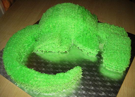 tort dragon z 05 Новогодний торт «Дракон»