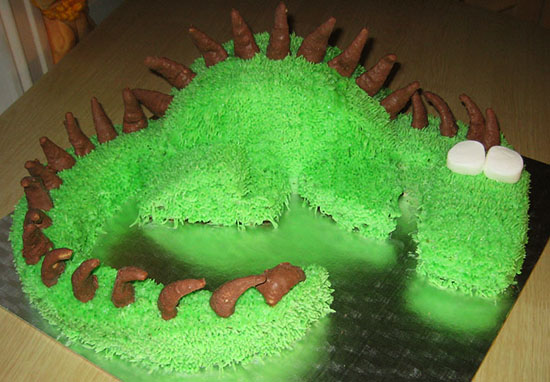 tort dragon z 06 Новогодний торт «Дракон»