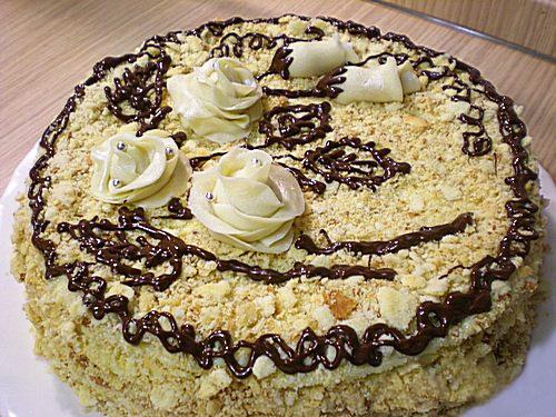 Вкусный торт: несложный рецепт приготовления в домашних 89
