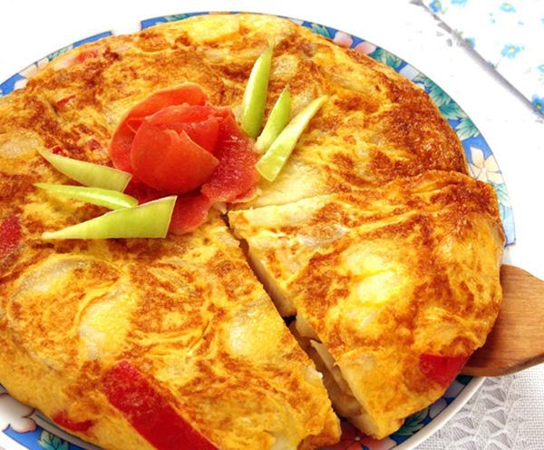 приготовить из картошки завтрак Что на