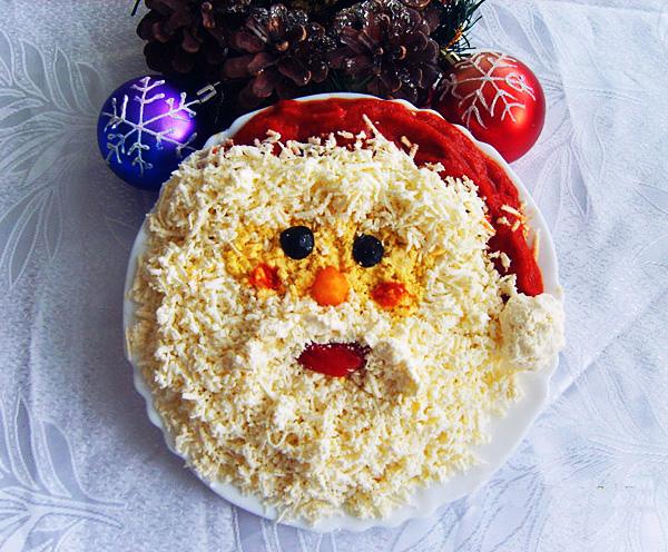 Украшение новогодних блюд своими руками фото фото 518