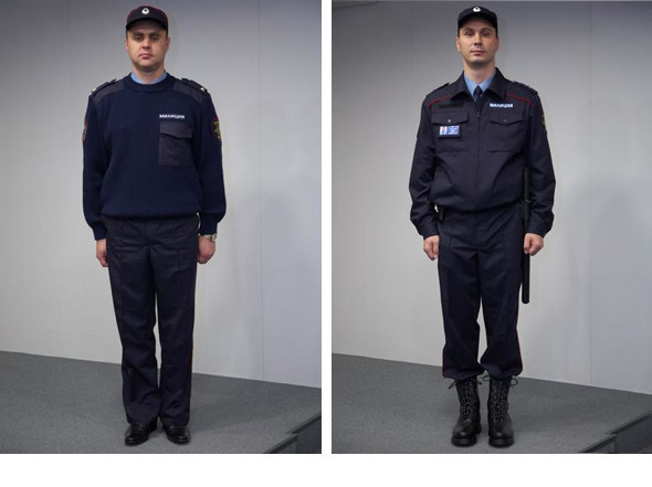 фото полиции в форме в россии