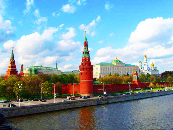 Путешествие американского журналиста в России