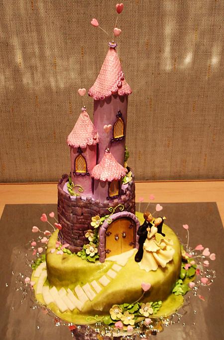 Успехов жизненных и творческих, счастья и удачи.  И сказочный тортик к празднику. или.  Permalink.