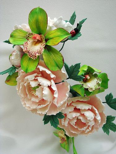 Эластичная сахарная мастика цветы пол ceresit cn-72 наливной 25 кг