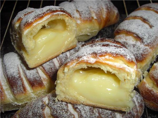 Пошаговые фото рецепты булочки