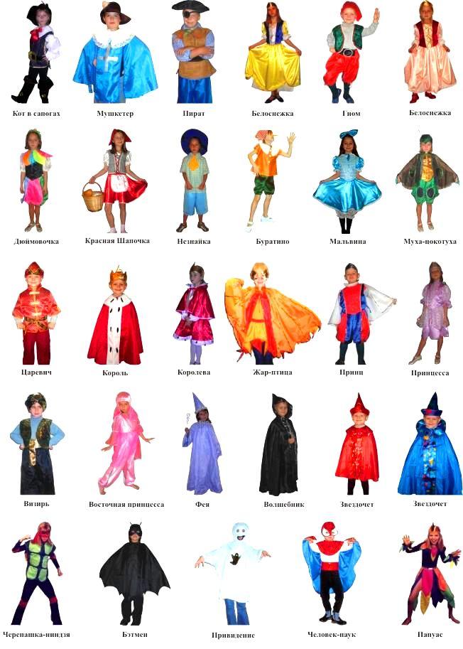 Маскарадные костюмы своими руками новый год
