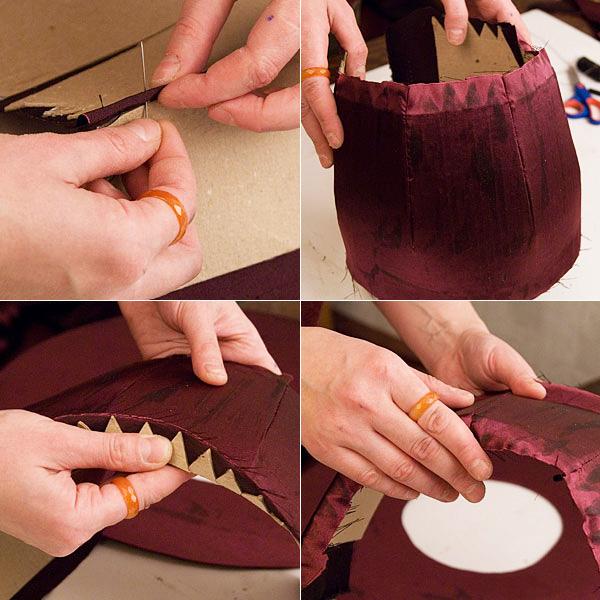 shlyapa volsh 09 - Как сделать костюм таракана своими руками