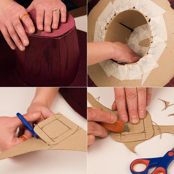 shlyapa volsh 14 - Как сделать костюм таракана своими руками