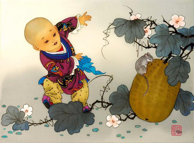 Восточный китайский гороскоп в