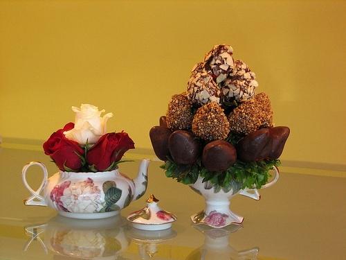 Шоколадные композиции своими руками