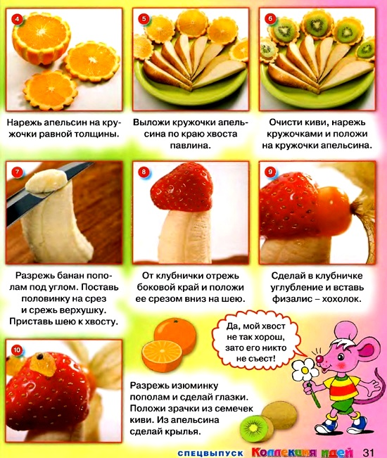 Канапе и рецепт пошаговое