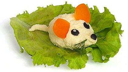 """Рецепты приготовления салатов и рыбных закусок.  Салат  """"морской """" Салат с..."""