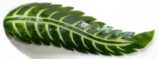 تعلمي تزيين الخضر بالصور ogurec-l-00.jpg