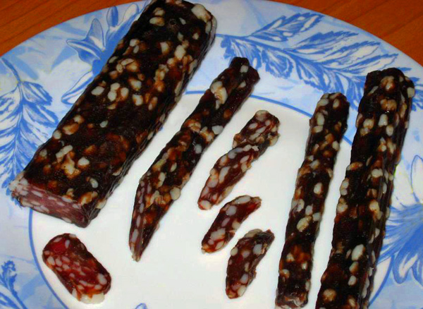 Рецепт салат с курицей грибами и фасолью консервированной рецепт