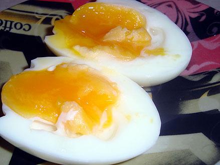 Яйца в мешочке пошаговое фото