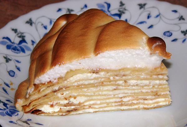 Как загустить крем для торта торт