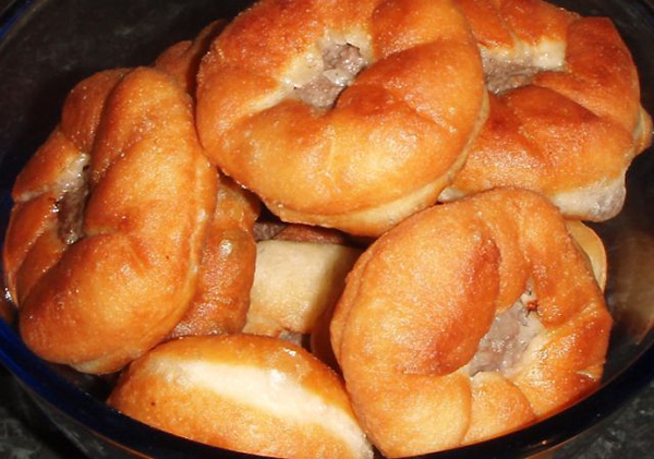 быстрые рецепты пирожков на сыроватки жареные с фото