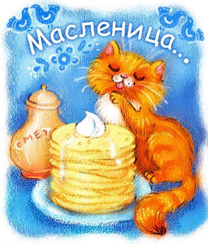 Русские блины, блинчики, оладьи, блинчатые пироги ...