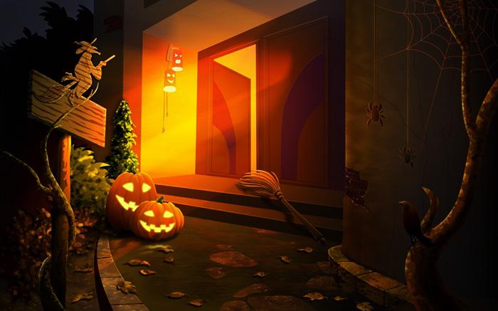 halloween jack light 10 - Как сделать костюм таракана своими руками