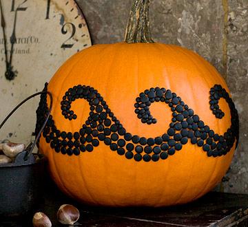 halloween pumpkin 03 - Как сделать костюм таракана своими руками