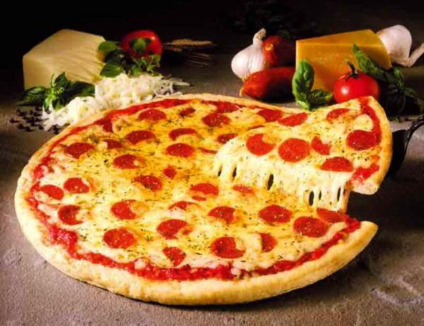 Пицца в микроволновке как готовить