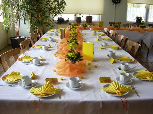 Стола оформление праздничного стола