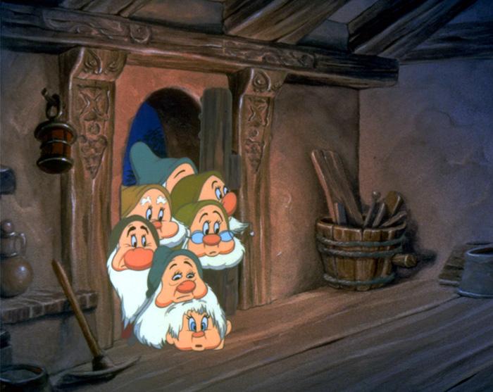 Ютуб белоснежка и семь гномов парнуха 12 фотография