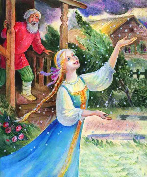 опера снегурочка краткое содержание для детей - фото 3